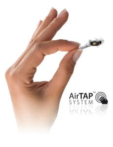 PRO Hearing Aid with AirTAP System